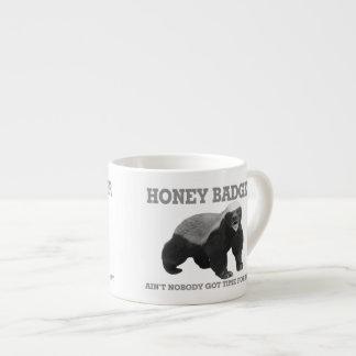 Honey Badger Ain't Nobody Got Time For That