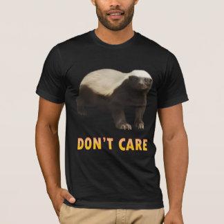 Honey Badger American Apparel T-Shirt