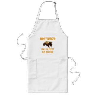 Honey Badger Long Apron
