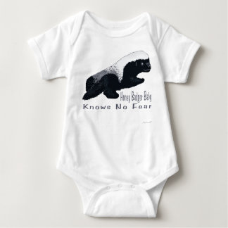 Honey Badger Baby Infant Creeper