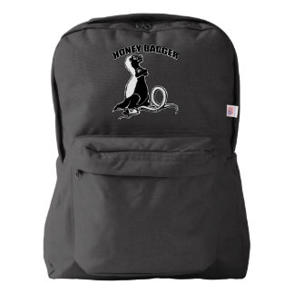 Honey badger backpack