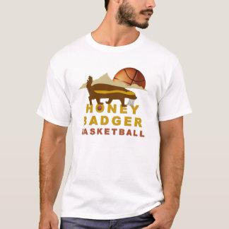 Honey Badger Basketball T-Shirt