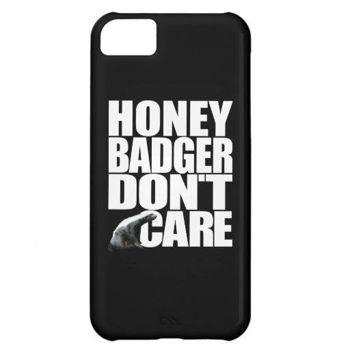 Honey Badger iPhone 5C Case
