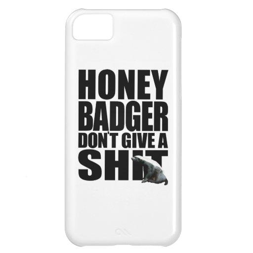 Honey Badger iPhone 5C Cover