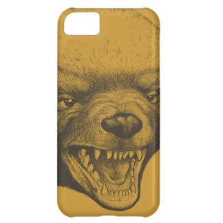 Honey Badger iPhone 5C Cases