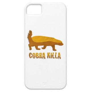 Honey Badger Cobra Killa Barely There iPhone 5 Case