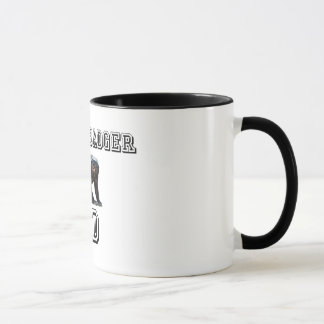 Honey Badger Dad Mug
