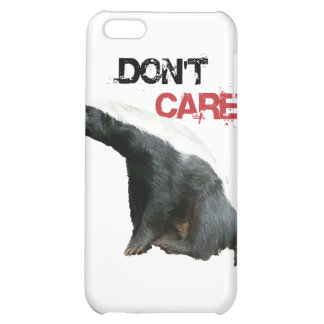 Honey Badger Don t Care 2 iPhone 5C Covers