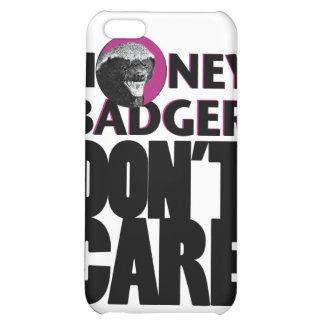 Honey Badger Don t Care Case iPhone 5C Cases