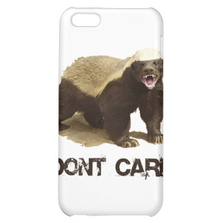 Honey Badger Don t Care iPhone 5C Cover