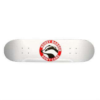 Honey Badger Don t Care Skate Deck
