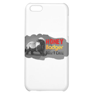 Honey Badger don't care 2012 new iPhone 5C Covers