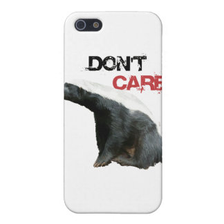 Honey Badger Don't Care 2 Cover For iPhone 5