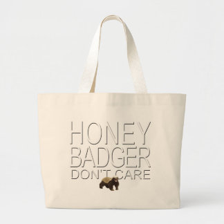 Honey Badger Don't Care Bags