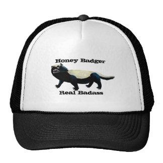Honey Badger  don't care! Mesh Hat