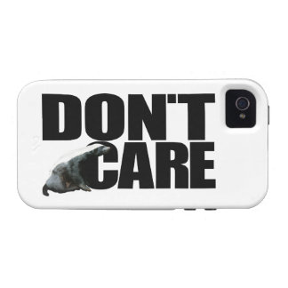 Honey Badger Don't Care Case-Mate iPhone 4 Cases