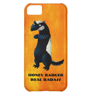 Honey Badger don't care! iPhone 5C Case