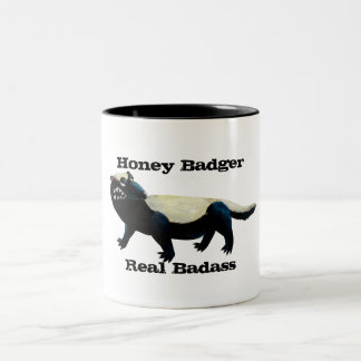 Honey Badger  don't care! Coffee Mugs