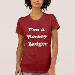 Honey Badger (Dr. Pepper style) Tshirts