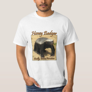 Honey Badger Facts Tee