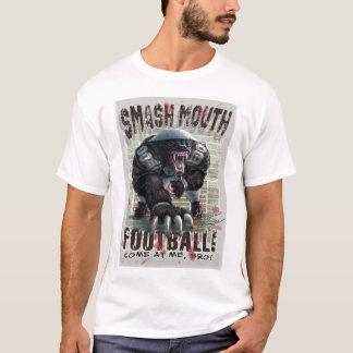 Honey Badger Football T-Shirt