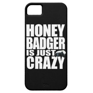 Honey Badger iPhone 5 Covers