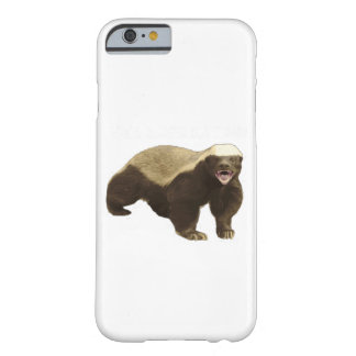 Honey Badger iPhone 6 case Barely There iPhone 6 Case
