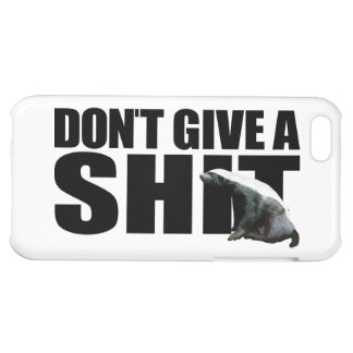 Honey Badger Case For iPhone 5C