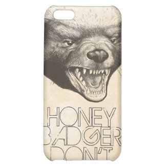 HONEY BADGER  iPhone 5C COVER