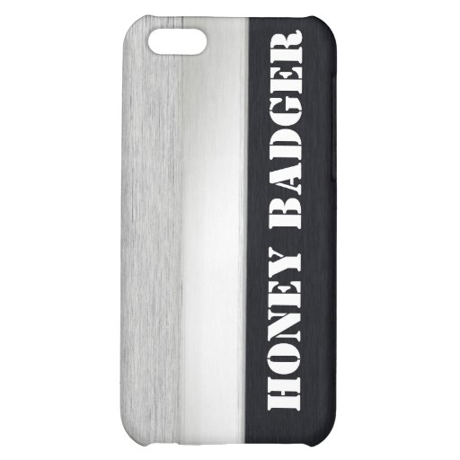 Honey badger cover for iPhone 5C