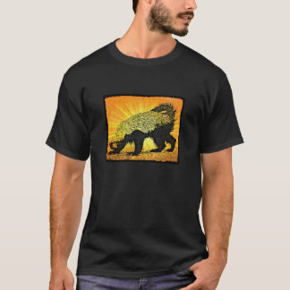 Honey Badger is a Star T-Shirt