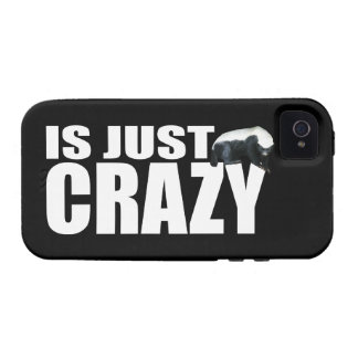 Honey Badger Is Just Crazy Case-Mate iPhone 4 Cases