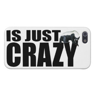 Honey Badger Is Just Crazy iPhone 5 Case