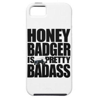 Honey Badger Is Pretty Badass iPhone 5 Case