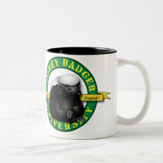 Honey Badger Mug