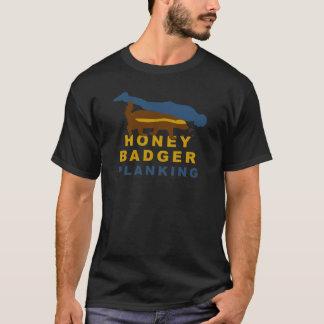 honey badger planking T-Shirt