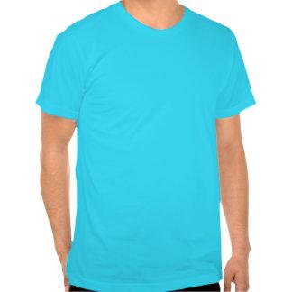 Honey Badger Rainbow Bubbles T Shirt