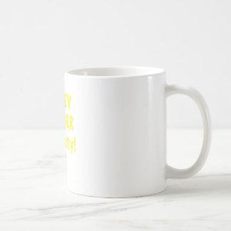 Honey Badger So Nasty Mug