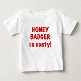 Honey Badger, So Nasty! T Shirts