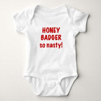 Honey Badger, So Nasty! T-shirt