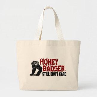 Honey Badger STILL Don t Care Tote Bag