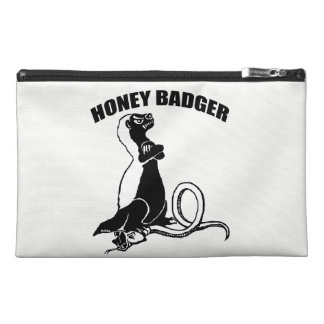 Honey badger travel accessory bag