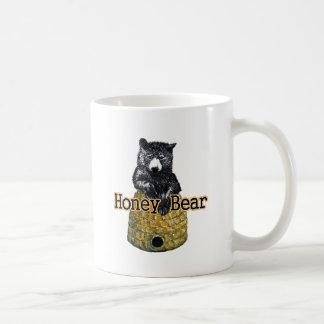 honey bear coffee mugs
