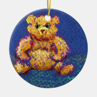 Honey Bear Teddy Bear CricketDiane Cute Bears Ornaments