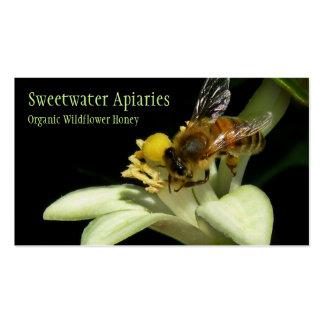 Honey Bee Apiary Business Card