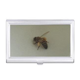 Honey Bee Business Card Holder