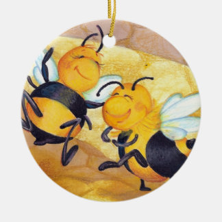 Honey Bee Dance / Ornament