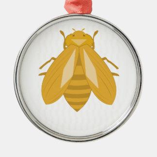 Honey Bee Christmas Tree Ornament