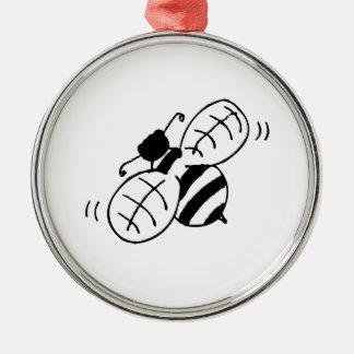 Honey Bee Christmas Ornaments