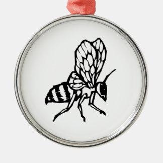 Honey Bee Christmas Ornament